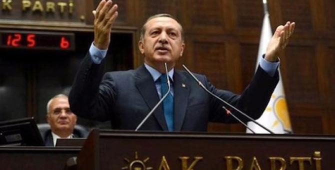 Erdoğan'dan ÖSO'ya 'Kuvayı Milliye' benzetmesi