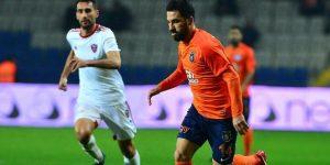 Başakşehir'den gol yağmuru