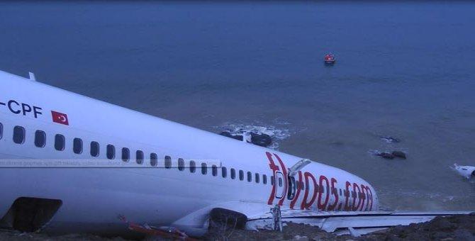 Trabzon'daki uçak kazası ile ilgili flaş iddialar