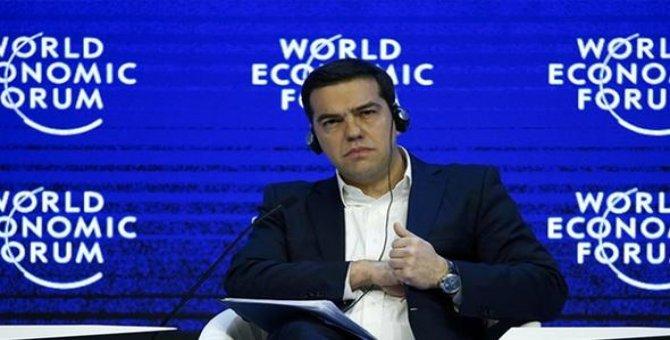 Davos'ta Çipras'tan ÇOK SERT Türkiye açıklaması