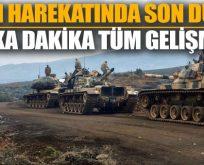 Zeytin Dalı Harekâtı'nda 3. gün