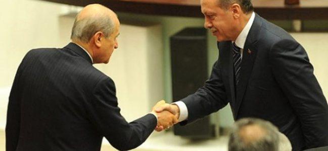 İşte AKP – MHP işbirliğinde konuşulan yerler ve isimler