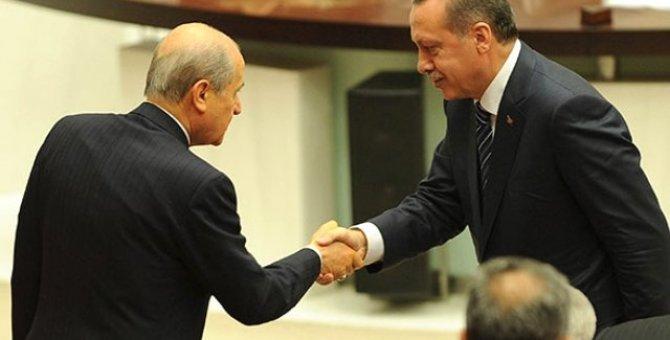 AKP- MHP ittifakında yeni arayış: Gözlerini oraya diktiler!