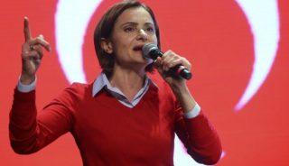 Canan Kaftancıoğlu: Tebliğ edilmeyen davanın sızdırılması manidar!