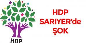 HDP Sarıyer İlçe Başkan Yardımcısı tutuklandı