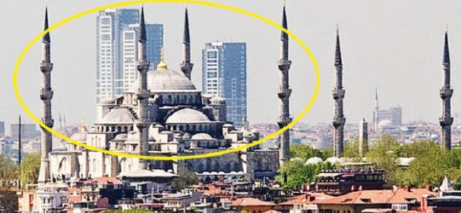 İstanbul'un siluetini bozan kuleler hakkında flaş gelişme