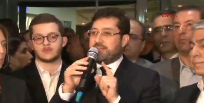 """""""Yüzde 77 oyla Beşiktaş halkının emanetini temsil ediyorum"""""""