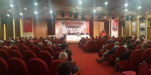 Saadet Partisi Sarıyer konresini gerçekleştirdi.