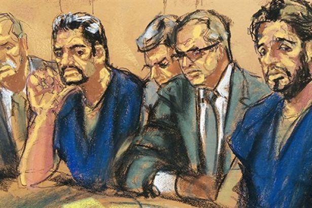 Rıza Sarraf davasında jüri kararını verdi