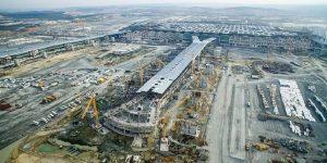 3.havalimanında 400 işçinin öldüğü iddiasına ilişkin açıklama