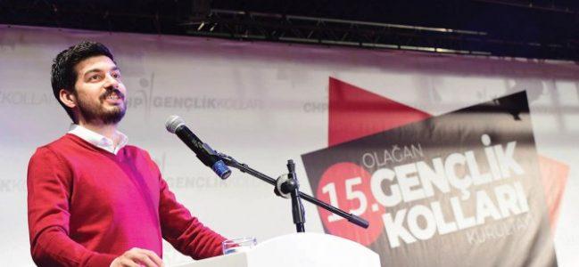 """CHP Gençlik Kolları'ndan """"Başka Gelecek"""" manifestosu"""
