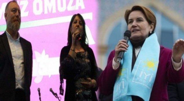HDP'den Akşener'e flaş 'ittifak' yanıtı