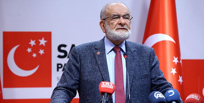 Karamollaoğlu'ndan Erdoğan'a çok kısa McKinsey sorusu