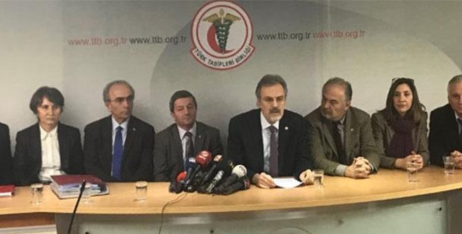 TTB'den Erdoğan'a 'Türk adının kaldırılması' yanıtı