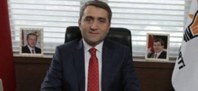 AKP İstanbul İl Başkanı istifa etti
