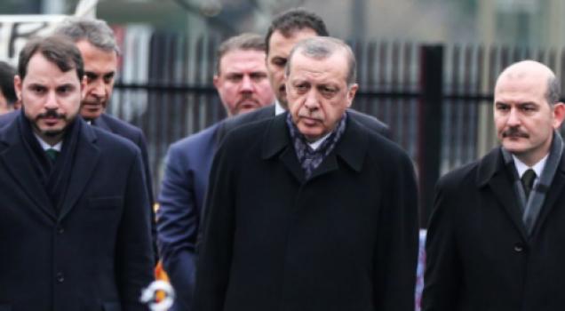 AKP'de Afrin kavgası: Damattan Soylu'ya: Haddinize mi!