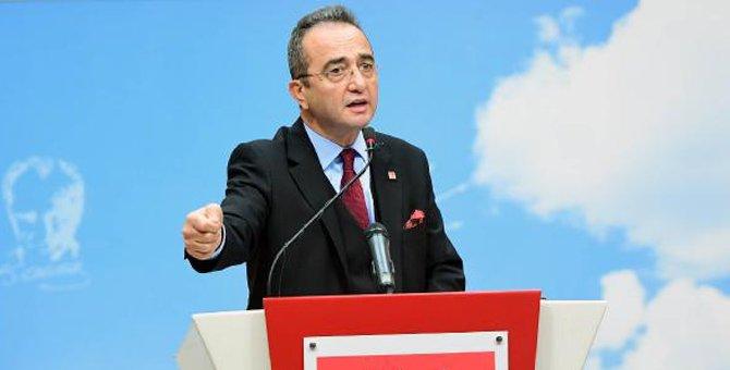CHP'li Tezcan: Sizin milliyetçiliğiniz…