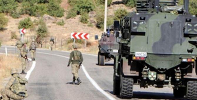 Diyarbakır'da büyük operasyon! 1200 asker ve korucu katılıyor