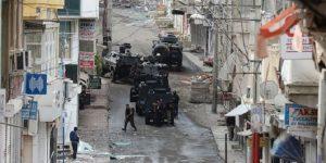 Diyarbakır'da 176 köy ve mezrada sokağa çıkma yasağı