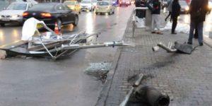 İstanbul'dan trafik manzaraları
