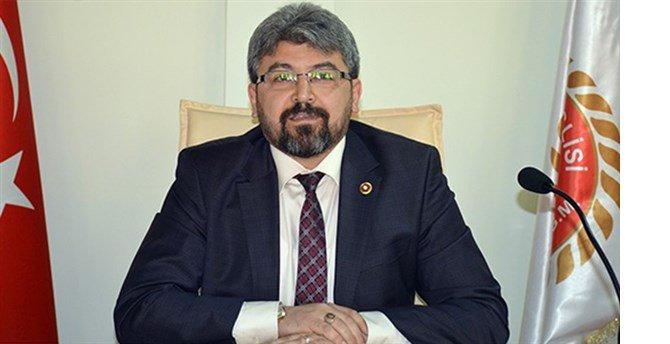 AKP'li İl Genel Meclis Başkanı, partisinden istifa etti
