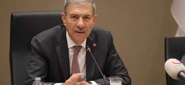 Sağlık bakanı, Sarıyer'de sağlık sorunlarınıkonuştu.