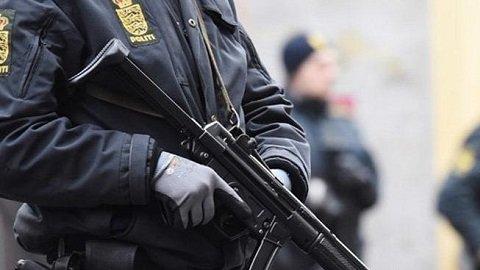 Danimarka'da Türkiye Büyükelçiliği'ne saldırı
