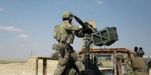 ABD askerlerine Menbiç'te saldırı