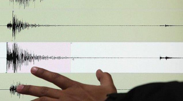 Düzce'de deprem!