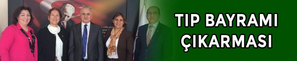 CHP Sarıyer'den Tıp Bayramı çıkarması