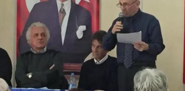 ADD Sarıyer'de Serdaroğlu yeniden başkan.