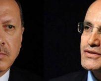 Erdoğan'dan Mehmet Şimşek'e sert tepki