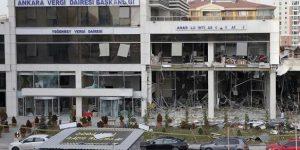 Ankara Vergi Dairesi'ndeki patlamayla ilgili gelişme!