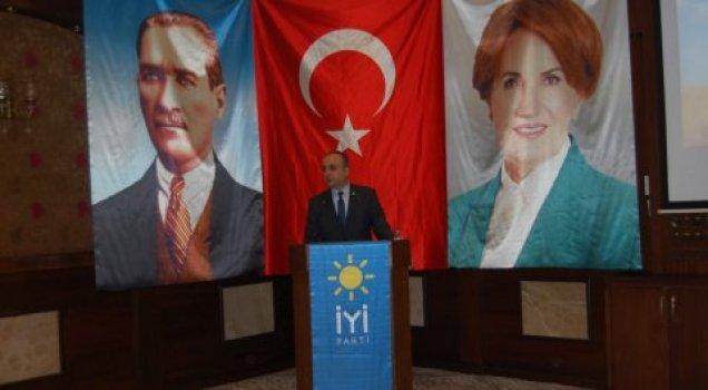 İYİ Parti'den Erdoğan'a oy çıkmıştı…Yeni gelişme