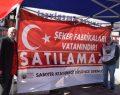 Sarıyer'de Şeker Fabrikaları satılmasın kampanyası!