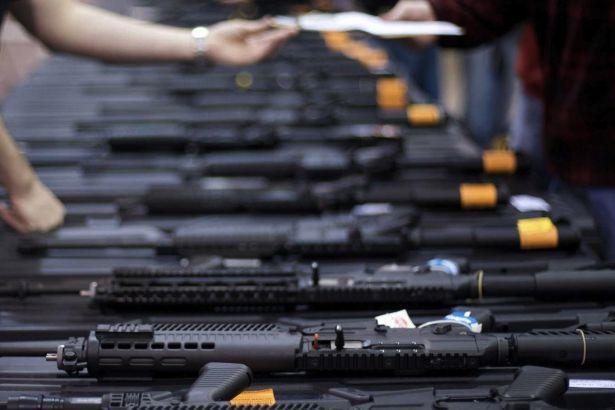 İçişleri Bakanlığı: 106 bin 740 silah kayıp