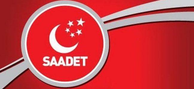Sarıyer'de son iki ayda 450 kişi Saadet Partisi'ne üye oldu