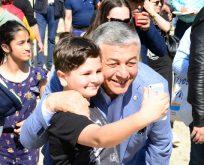 Dünya çocukları barış dileklerini Sarıyer'den haykırdı
