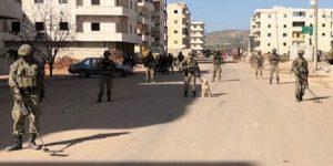 Bir acı haber de Afrin'den! Askeri araç mayına çarptı