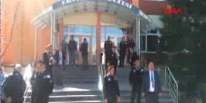 Eskişehir'de üniversitede silahlı saldırı