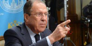 Sergey Lavrov'dan ABD'ye yeni Suriye uyarısı