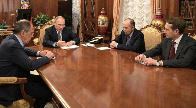 Rus yetkili açıkladı! İstihbarat Türkiye'den