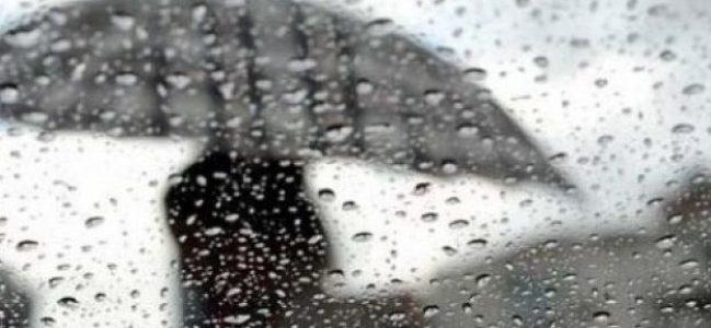 İstanbul'da yağmur başladı, tüm seferler iptal!