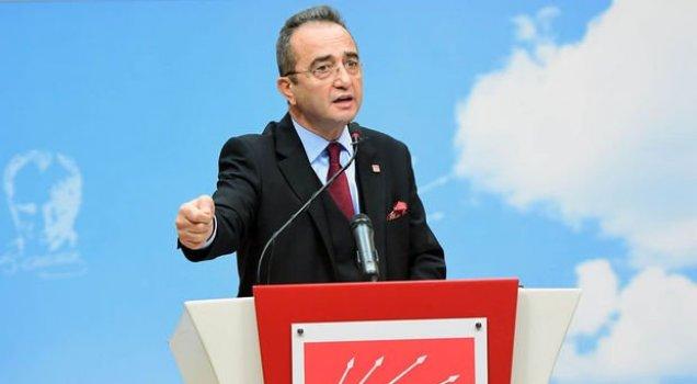 Bülent Tezcan: AKP Türkiye'yi bataklığa soktu