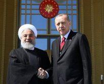 Erdoğan-Ruhani zirvesi sona erdi