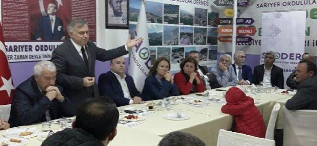 Zeybek, CHP'nin tapu vaadini yineledi.