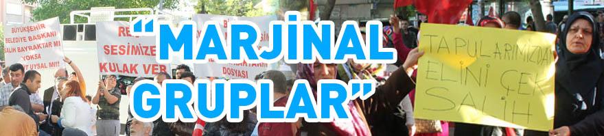 Ayazağa'daki protestoya YALI'dan açıklama: ONLAR HALK DEĞİL!