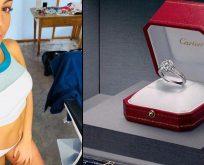 Ronaldo'dan sevgilisine 3,5 milyon TL'lik hediye