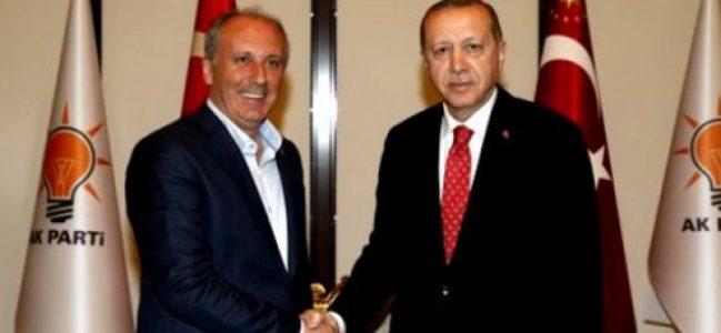 İnce açıkladı: Cumhurbaşkanı seçilirse Erdoğan yargılanacak mı?
