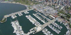 Kalamış Yat Limanı ihalesi geri çekildi